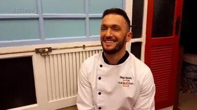 Mais voc diego hypolito eliminado do super chef bate - Super chef 2000 ...
