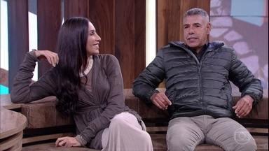 Toninho Cerezo fala sobre sua relação com a filha, Lea T - A modelo conta como suas experiências com o universo do futebol, profissão de seu pai