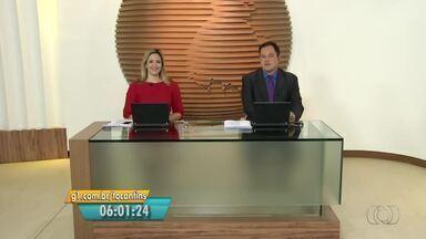 Veja o que é destaque no Bom Dia Tocantins desta quarta-feira (5) - Veja o que é destaque no Bom Dia Tocantins desta quarta-feira (5)