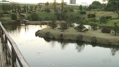 Administração do Parque do Japão enfrenta crise financeira - De acordo com a administração, a dívida passa de 400 mil reais.