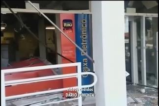 MGTV 1ª Edição de Uberlândia e região: Programa de quarta-feira 05/07/2017 - na íntegra - Criminosos invadiram agências bancárias em três cidades da região; segurança nos campi da UFU será reforçada com câmeras, número de roubos e furtos a veículos em Ituiutaba cresce quase 65%. Em Patos de Minas, polícia esclarece sobre investigação de vídeo com cenas de sexo envolvendo criança
