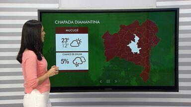 Inverno causa queda de temperaturas em a Bahia e beneficia plantio de morango na Chapada - Em Barreiras, as baixas temperaturas também são positivas, pois ajudam a eliminar praga de feijão.