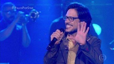 Lucio Mauro Filho canta música de Gilberto Gil e levanta a plateia - Confira a apresentação do ator!