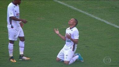 Os gols de Bahia 1 x 1 Fluminense pela 12ª rodada do Brasileirão - Os gols de Bahia 1 x 1 Fluminense pela 12ª rodada do Brasileirão