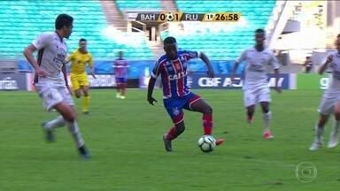 Melhores momentos de Bahia 1 x 1 Fluminense pela 12ª rodada do Brasileirão - Melhores momentos de Bahia 1 x 1 Fluminense pela 12ª rodada do Brasileirão