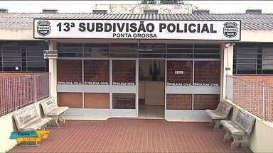 Homem suspeito de causar acidente que matou mototaxista é solto em Ponta Grossa - A batida foi na madrugada de sábado (8).