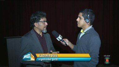 Campina Grande sedia o VIII Festival Internacional de Música - O festival está sendo realizado no Teatro Severino Cabral.