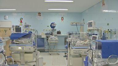 Falta de leitos de UTI neonatal causa atraso em parto na maternidade Cândido Mariano em MS - O hospital diz que está em déficit e anuncia que vai começar a fechar 10 de 26 leitos a partir da semana que vem. Enquanto isso, pacientes vivem momentos de espera e angústia.