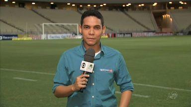 Fortaleza enfrenta hoje o Internacional pela Série B - Jogo será na Arena Castelão às 8h30.
