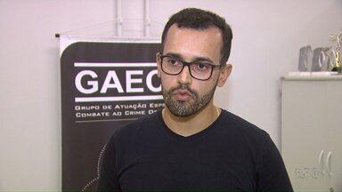 Gaeco prende três pessoas suspeitas de receptação de peças e caminhões roubados - Prisões foram em Maringá e em Sarandi