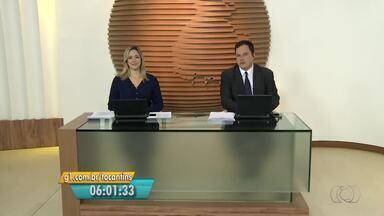Veja o que é destaque no Bom Dia Tocantins desta quinta-feira (13) - Veja o que é destaque no Bom Dia Tocantins desta quinta-feira (13)