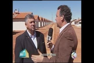 Sorteio do programa Minha Casa Minha Vida em Patos de Minas acontece na próxima semana - Secretário de Desenvolvimento Social fala sobre o assunto.