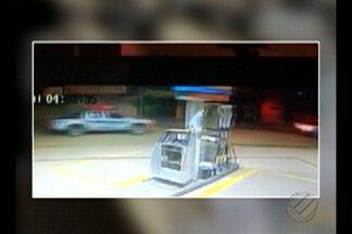 Bandidos fazem policiais reféns e roubam caixas eletrônicos de agência bancária de Jacundá - Agência do Banco do Brasil informou que aguarda a conclusão da perícia técnica para avaliar os danos causados ao prédio e equipamentos.