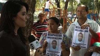 CETV realiza mutirão em busca de pessoas desaparecidas - Mutirão é realiza a cada duas semanas em Fortaleza.