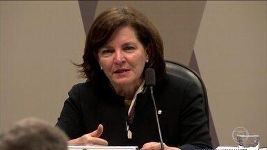 Raquel Dodge é aprovada pelo Senado para ocupar a vaga de procuradora-Geral da República - Ela vai substituir o procurador Rodrigo Janot a partir de 18 de setembro.