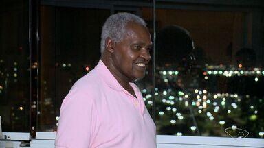 Fio Maravilha fala sobre ligação que mantém com o ES - Jogador defendeu o Flamengo nos anos 70.
