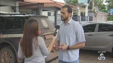 Polícia Civil desvendou o caso da morte de tabelião no Bailique, em Macapá - Delegado José Neto, responsável pelas investigações, detalhou como foi desvendado o crime e como foi feita a identificação dos suspeitos.