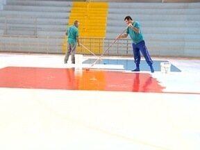 Osvaldo Cruz será sede dos Jogos Regionais - Praças esportivas e alojamentos recebem os últimos retoques.