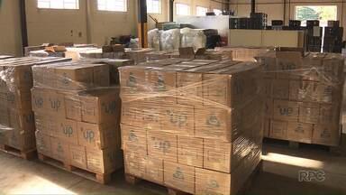 Empresa que fabricava Limpa Alumínio nega que produto era falsificado - 18 mil produtos de limpeza foram apreendidos pela PM e pela Prefeitura
