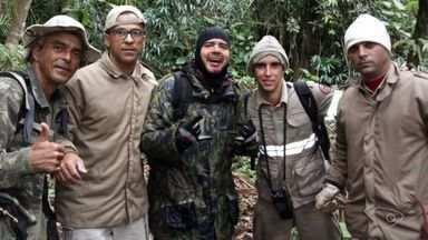 Professor de MG perdido no Parque do Caparaó é encontrado no ES - Rosca, como é conhecido, fazia uma trilha até o Pico da Bandeira, em Dores do Rio Preto, mas, por motivos ainda desconhecidos, ele se perdeu.