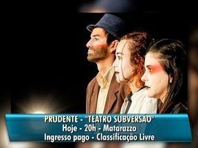 Confira a agenda cultural para esta sexta-feira - Atrações do São João Fest continuam em Presidente Prudente.