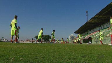 Velo Clube treina em busca da primeira vitória na Copa Paulista - Equipe perdeu em casa na última rodada e inova para partida deste fim de semana.