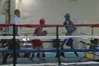 Mogiano Laion Durães vence desafio Rio-SP de boxe - Laion representou a categoria até 52 quilos. Competição foi realizada na Capital Carioca.