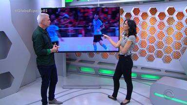 Maurício Saraiva exalta adaptação do Grêmio na vitória diante do Flamengo - Comentarista destaca que Tricolor consegue jogar e vencer, mesmo sem encantar.