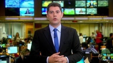 Presidente Michel Temer desembarca em São Paulo - A assessoria da Presidência da República não informou a agenda dele na capital paulista.