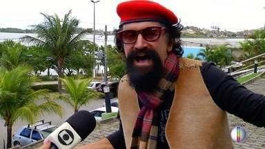 Tributo a Raul Seixas é atração desta sexta-feira em Cabo Frio, no RJ - Assista a seguir.