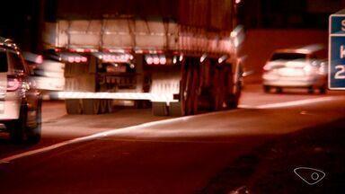 Caminhoneiros que atuam no ES falam sobre o uso de drogas nas estradas - Essa semana a polícia fez apreensões em postos de gasolina do estado.