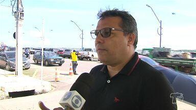 Lojistas solicitam mudanças no estacionamento da Avenida Tapajós - Após a inversão de sentido das travessas 15 de Agosto e 15 de Novembro, lojistas do centro comercial solicitaram à Secretaria Municipal de Mobilidade e Trânsito, mudanças no estacionamento da Avenida Tapajós.