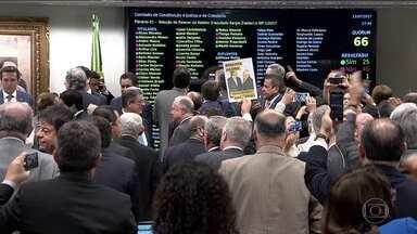 Governo dá milhões em emendas para quem votou a favor de Temer - Em junho, foram liberados R$ 134 milhões, segundo levantamento. Beneficiados negaram que pagamento influenciou no voto deles.