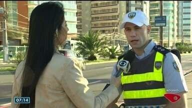 Batalhão de Trânsito do ES explica comportamento de motorista que atropelou família - Ele admitiu à polícia ter bebido.