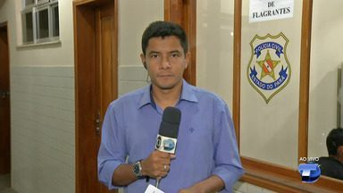 Confira os destaques do plantão policial desta sexta-feira no Bom Dia Santarém - Homem é preso após ser flagrado furtando ferro elétrico de loja no centro de Santarém.