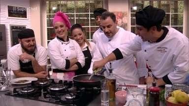 Workshop do chef Marco Renzetti - Chef é especialista em antepastos e apresenta duas receitas deliciosas