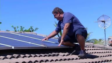Consumidor aposta na energia solar para fugir dos aumentos na conta de energia - Consumidor aposta na energia solar para fugir dos aumentos na conta de energia
