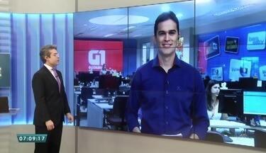 Confira os destaques do G1 do Bom Dia Ceará desta terça-feira (18) - Saiba mais em g1.com.br/ce