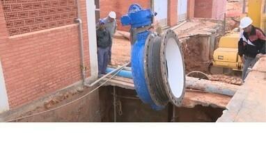 Obra deixa 33 bairros de Indaiatuba sem água nesta terça; confira os locais - Obra será feita na estação de tratamento que abastece os bairros.