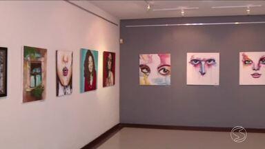 Exposição apresenta trabalho de alunos superdotados em Angra, RJ - Mostra está aberta a visitação até o dia 3 de setembro no Centro Cultural Teophilo Massad.