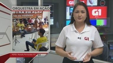 Veja os destaques desta terça-feira do G1 Rondônia - Informações são com Giseli Buscariollo.