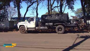 Funcionários da prefeitura de Cascavel são presos vendendo combustível do município - Segundo a polícia civil, os funcionários vão responder pelo crime de peculato.