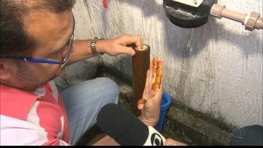 Qualidade da água de Boqueirão é questionada pela população - Açude abastece Campina Grande e outras 18 cidades.