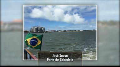 Veja imagens do amanhecer na Paraíba - Bom Dia Paraíba exibe imagens enviadas por telespectadores.