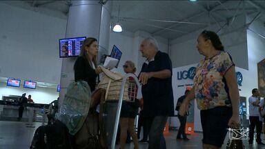 Órgãos de defesa do consumidor realizaram fiscalização no aeroporto de São Luís - Ação aconteceu na manhã desta sexta-feira