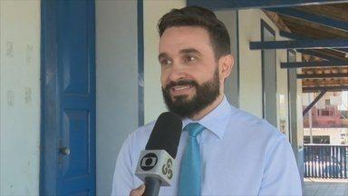 Livro sobre a história regional é lançado em JI-Paraná, RO - Gustavo Rebouças fala sobre esse lançamento.