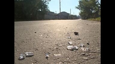 Criança morre atropelada em Santa Maria, RS - O menino, de apenas 8 anos, foi atropelado perto da casa onde morava.