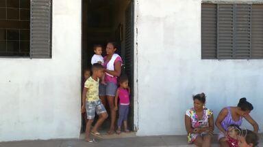 Famílias voltam a invadir área pública no Taquari e homem é detido durante desocupação - Famílias voltam a invadir área pública no Taquari e homem é detido durante desocupação