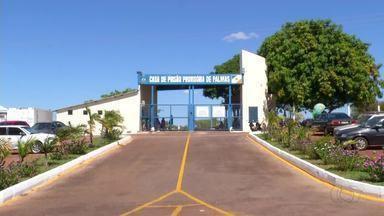 Umanizzare quer mais três meses de prazo para deixar presídios do Tocantins - Umanizzare quer mais três meses de prazo para deixar presídios do Tocantins