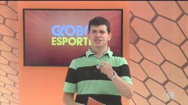 Confira Globo Esporte desta terça-feira na integra - Confira Globo Esporte desta terça-feira na integra